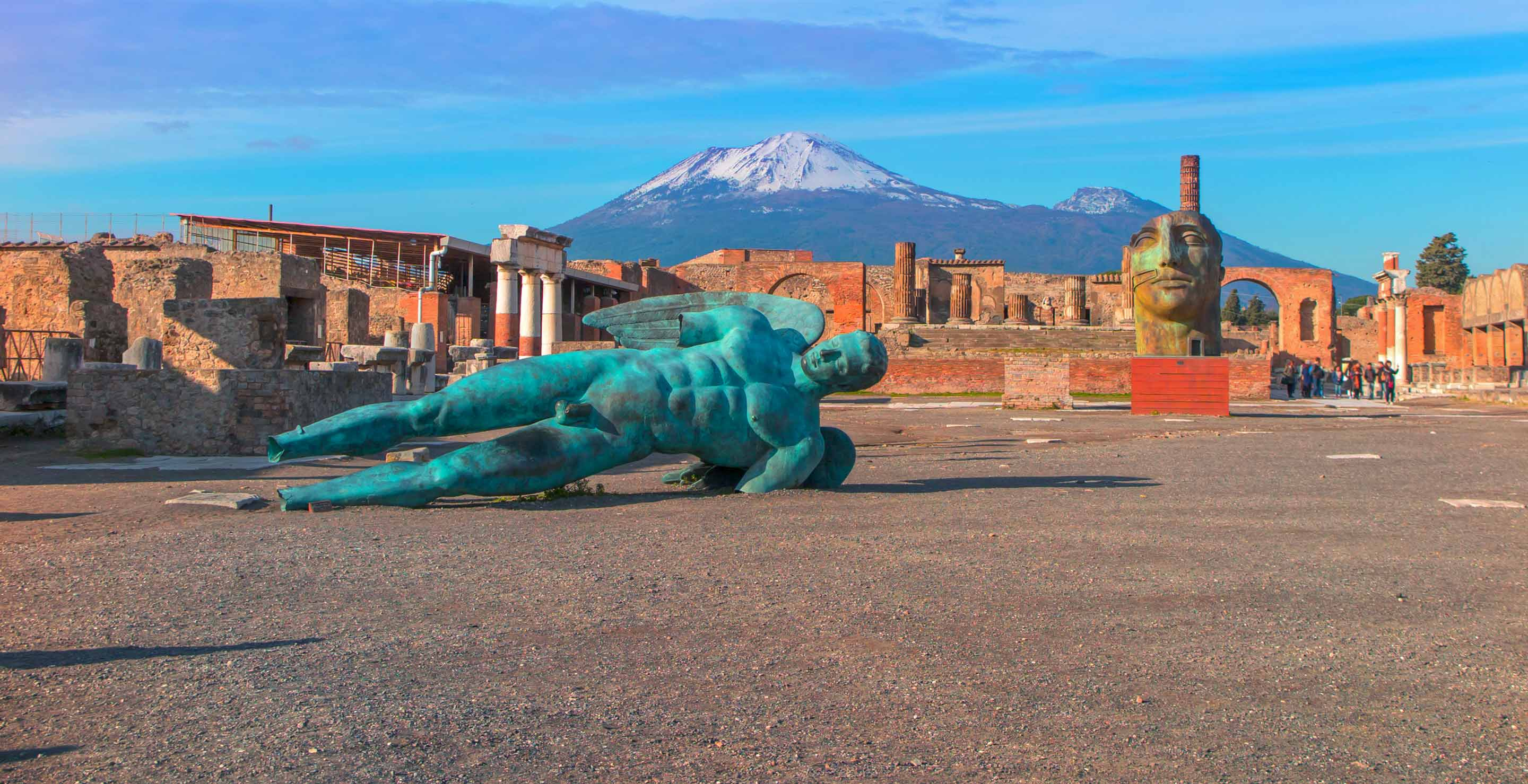 Pompeii and its Daily Life