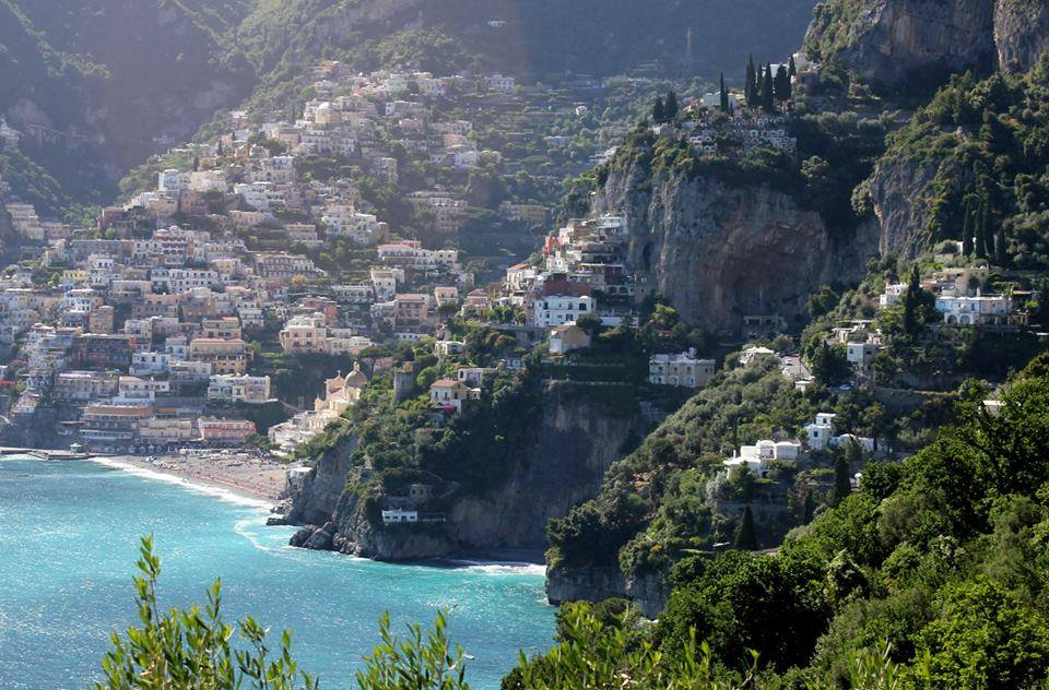 The Amalfi Coast from Rome (w/guide)